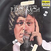 The Ill-Conceived P.D.Q. Bach Anthology / Peter Schickele