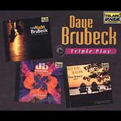 Dave Brubeck: Triple Play [Box]