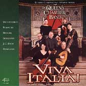 Viva Italia! / Marshall Coid, The Queen's Chamber Band