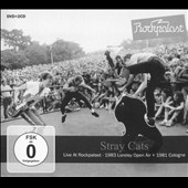 Stray Cats: Live at Rockpalast: 1983 Loreley Open Air + 1981 Cologne [CD/DVD] [Digipak] *
