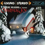 George Melachrino & His Orchestra: Christmas Joy [10/9]