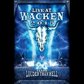 Various Artists: Live at Wacken 2015: 26 Years Louder Than Hell