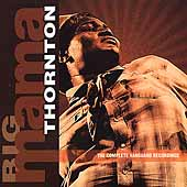Big Mama Thornton: The Complete Vanguard Recordings [Box]