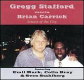 Gregg Stafford/Brian Carrick: Streets of the City *
