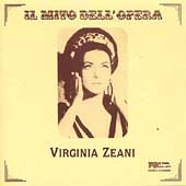 Virginia Zeani - Opera Recital