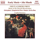 Early Music - Oh Flanders Free - Flemish Renaissance Music