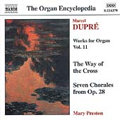 The Organ Encyclopedia - Dupr&eacute;: Works for Organ Vol 11