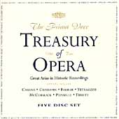 Prima Voce Vol 2 - Treasury of Opera - Historic Recordings
