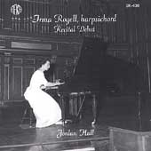 Irma Rogell - Recital Debut - Jordan Hall
