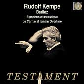 Berlioz: Symphonie Fantastique, Roman Carnival / Kempe