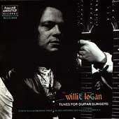 Willie Logan: Tunes for Guitar Slingers *