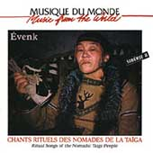 Evenk: Siberia, Vol. 8: Evenk: Ritual Songs of the Nomadic Taiga People