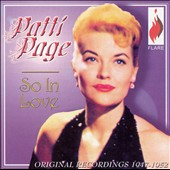 Patti Page: So in Love