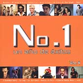 Various Artists: No. 1: Un Año de Éxitos, Vol. 4
