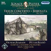 Pleyel: The Complete String Concertos Vol 2 / Szefcsik