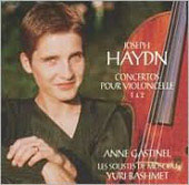 Haydn: Cello Concertos / Gastinel, Bashmet, et al
