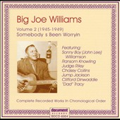 Big Joe Williams: Complete Recorded Works, Vol. 2 (1945-1949)