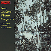 New Zealand Women Composers / Martinez, Lontano