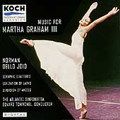 Music for Martha Graham III - Norman Dello Joio / Tchivzhel