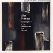 Pettersson: Symphony no 9 / Alun Francis, RSO Berlin