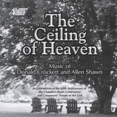 The Ceiling of Heaven - Crockett, Shawn / Anderer, Oei