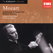 Karajan Collection - Mozart: Symphonies 38 & 39, etc