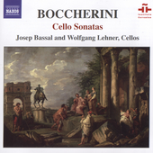 Boccherini: Cello Sonatas, etc / Bassal, Lehner