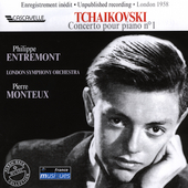 Tchaikovsky: Piano Concerto no 1 / Monteux, Entremont, et al