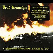 Dead Kennedys: Fresh Fruit for Rotting Vegetables [25th Anniversary Edition] [Bonus DVD] [Digipak]