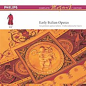 Complete Mozart Edition 13 - Early Italian Operas