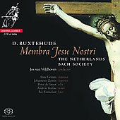 Buxtehude: Membra Jesu Nostri / Veldhoven, et al