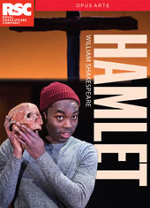 William Shakespeare: Hamlet / Hiran Abeysekera; Paapa Essiedu; Natalie Simpson; Marcus Griffiths; Ewart James Walters; Cyril Nri; James Cooney; Royal Shakespeare Company [DVD]