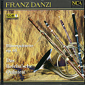 Danzi: Wind Quintets Op.68