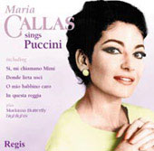 Maria Callas sings Puccini / Karajan, Serafin, et al