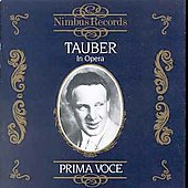 Prima Voce - Tauber in Opera