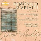 D. Scarlatti: Complete Sonatas Vol 1 / Richard Lester