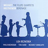 Mozart: The Flute Quartets;  Beethoven / Beznosiuk, et al