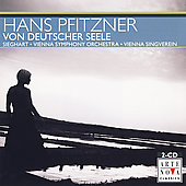 Pfitzner: Von deutscher Seele / Sieghart, Vienna Singverein