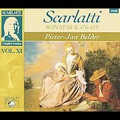 Scarlatti: Keyboard Sonatas Vol 11 / Belder