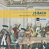 Bach: Harpsichord Concerti BWV 1052 - 1059 / Bob van Asperen, Melante Amsterdam