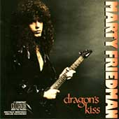 Marty Friedman: Dragon's Kiss