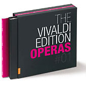 The Vivaldi Edition Operas