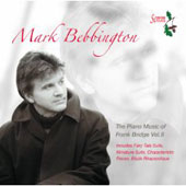 The Piano Music of Frank Bridge Vol 2 / Mark Bebbington
