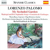 Spanish Classics - Palomo: My Secluded Garden