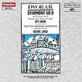 Dvorak: Symphony no 9, etc / Järvi, Scottish Natl Orch