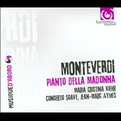 Monteverdi: Pianto della Madonna
