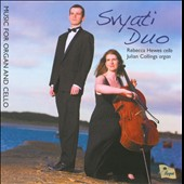 Svyati Duo / music for cello & organ