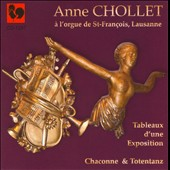 Anne Chollet plays Bach, Liszt & Mussorgski