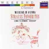 Weekend in Vienna - Strauss Favourites / Boskovsky, VPO