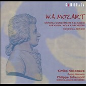 Mozart: Sinfonia Concertante